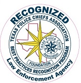 Texas Police Chiefs Association Recognition