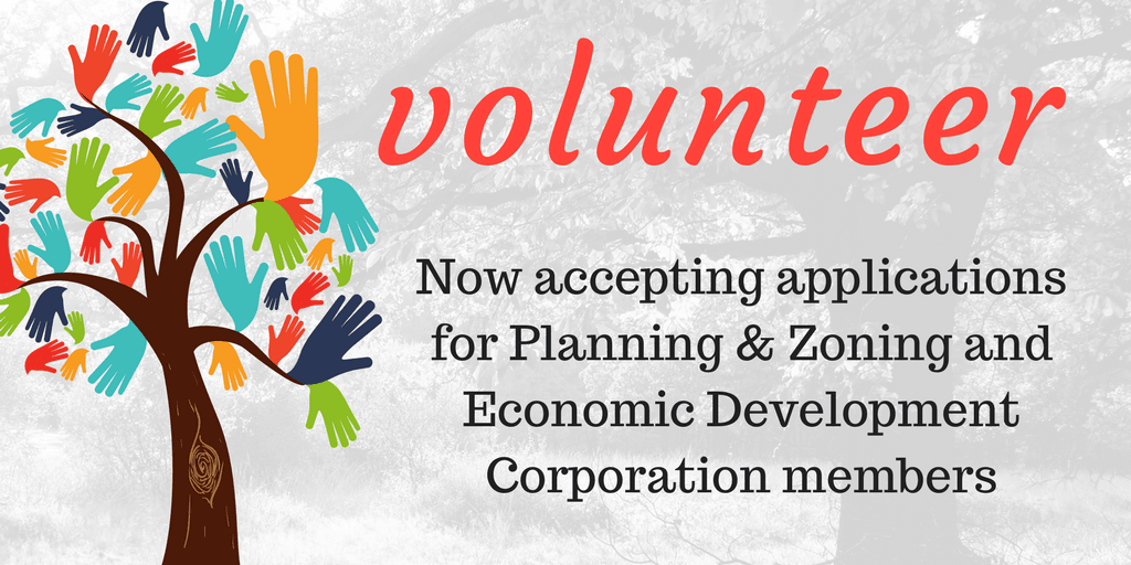 Volunteer for Board and Commission