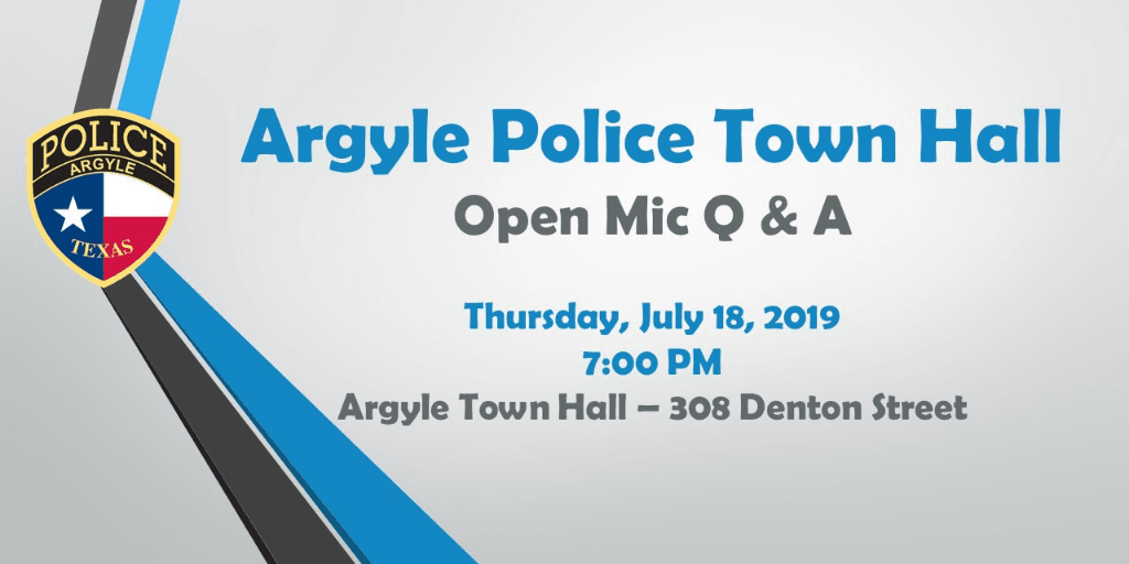 APD town hall meetin 2019